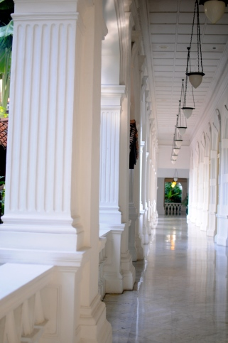 Captivating Raffles Hotel