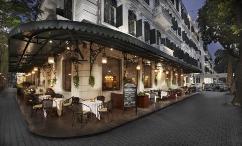 Hanoi Sofitel Metropole Hotel